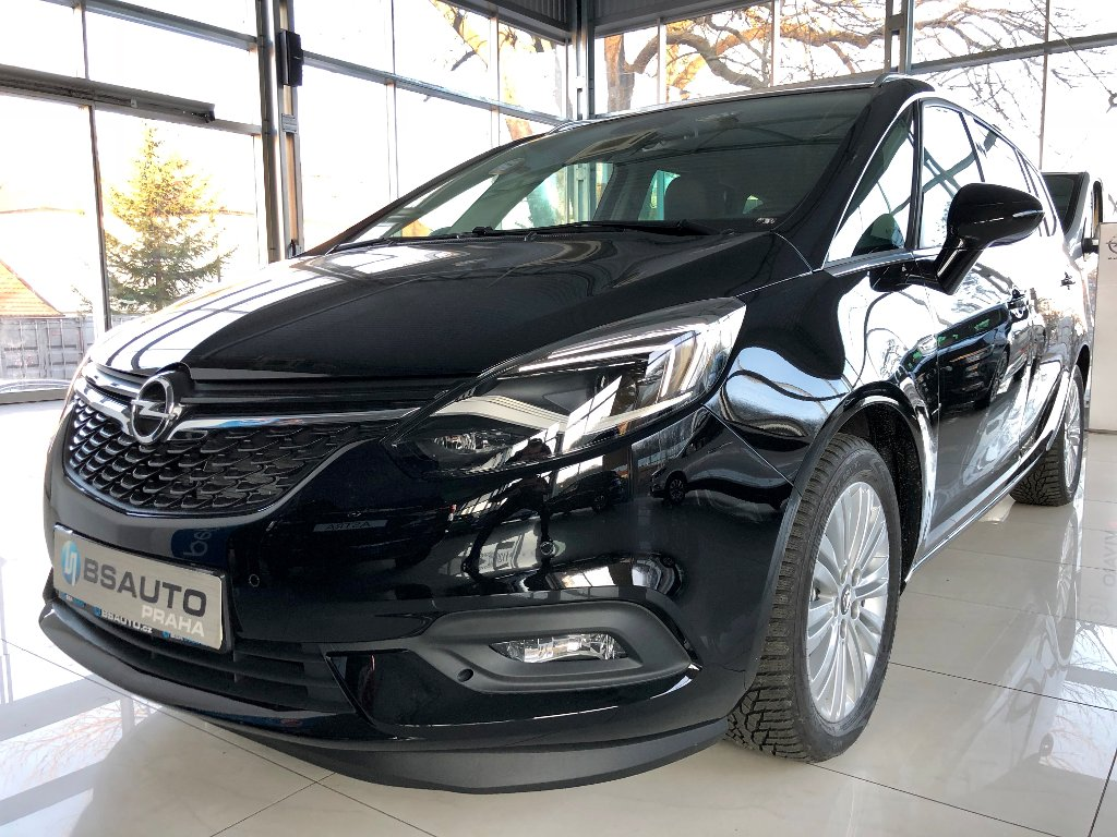 Opel Zafira Innovation 1,4 Turbo ZP zdarma