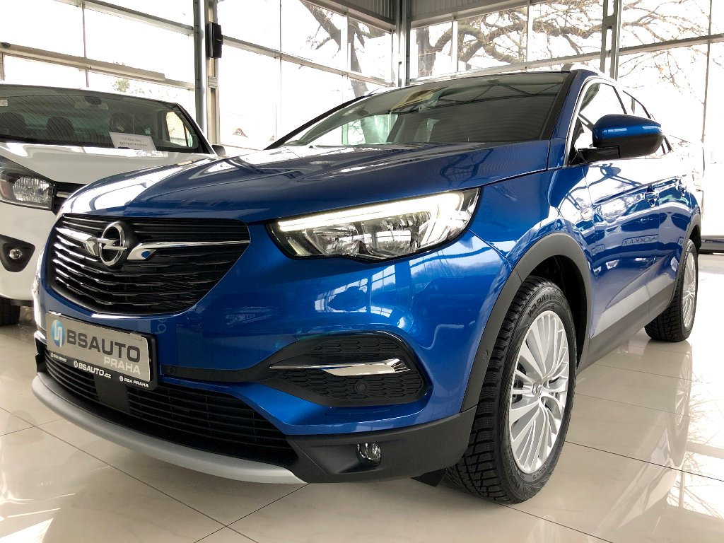 Opel Grandland X Enjoy 1,2Turbo AUTOMAT + ZP