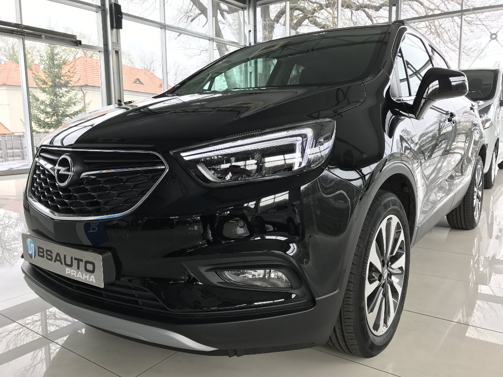 Opel Mokka X Innovation 1,6 CDTi 4x4 136k