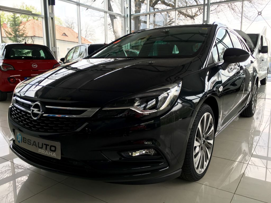 Opel Astra Innovation 1,6 BiTurbo + ZP