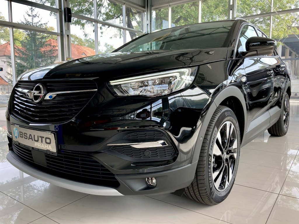 Opel Grandland X Innovation 1,2Turbo AUTOMAT+ZP