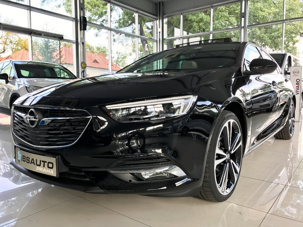 Opel Insignia GS Exclusive 2,0T 4x4 AT8 + ZP