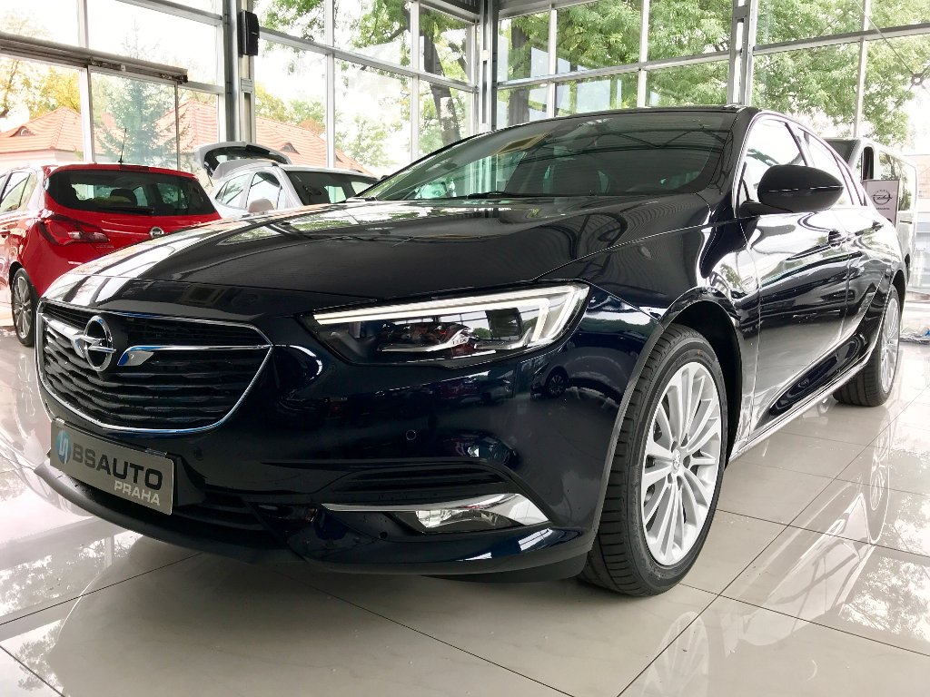 Opel Insignia GS Innovation 1,6Turbo 147kW