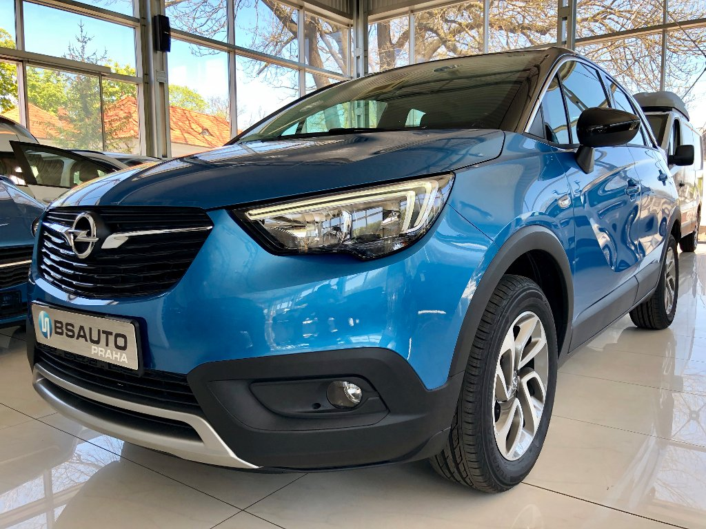 Opel Crossland X Innovation 1,2 Turbo MT6