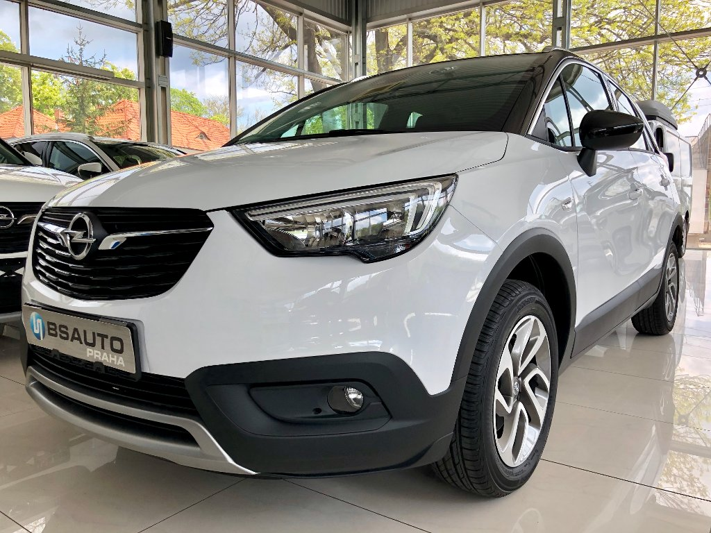 Opel Crossland X Innovation 1,2 Turbo 110 koní