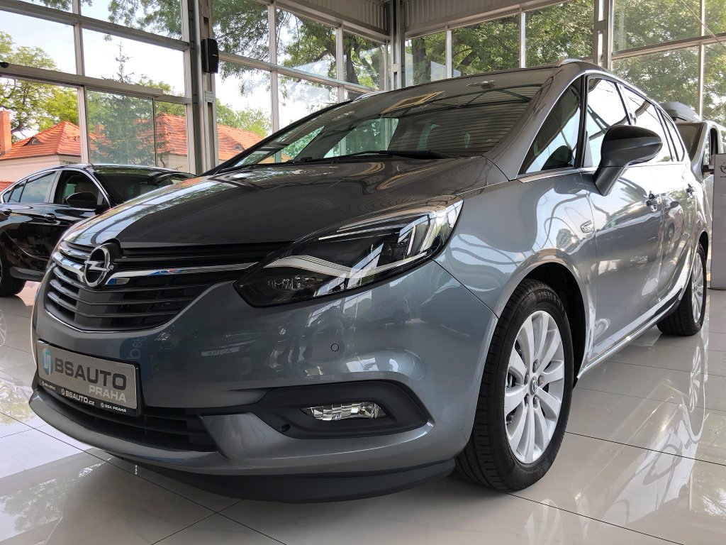 Opel Zafira Innovation 1,6Turbo + ZPzdarma