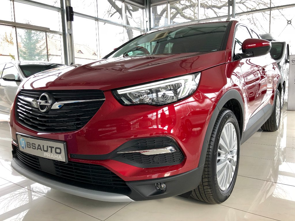 Opel Grandland X Innovation 1,6Turbo Automat+ZP