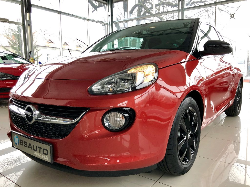 Opel Adam Smile 1,4 16V AUTOMAT
