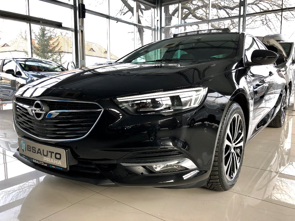 Opel Insignia Exclusive Bi Turbo 4x4 AT8 +ZP