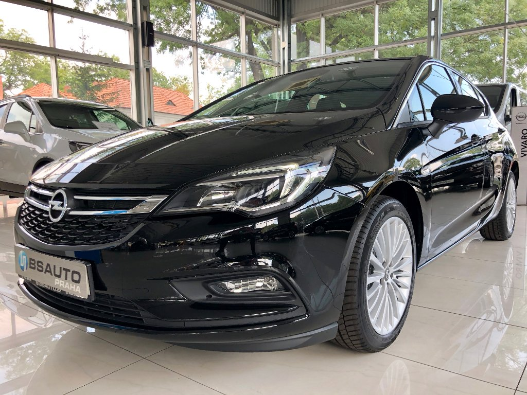 Opel Astra Innovation 1,4Turbo +ZP zdarma