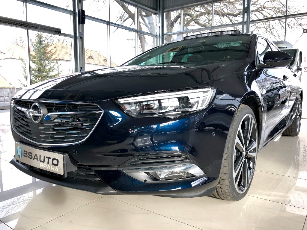 Opel Insignia Exclusive 2,0 Turbo AT8 4x4+ZP