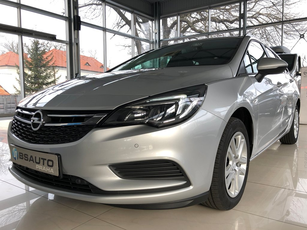 Opel Astra ST Smile 1,6CDTi 100kW + ZP