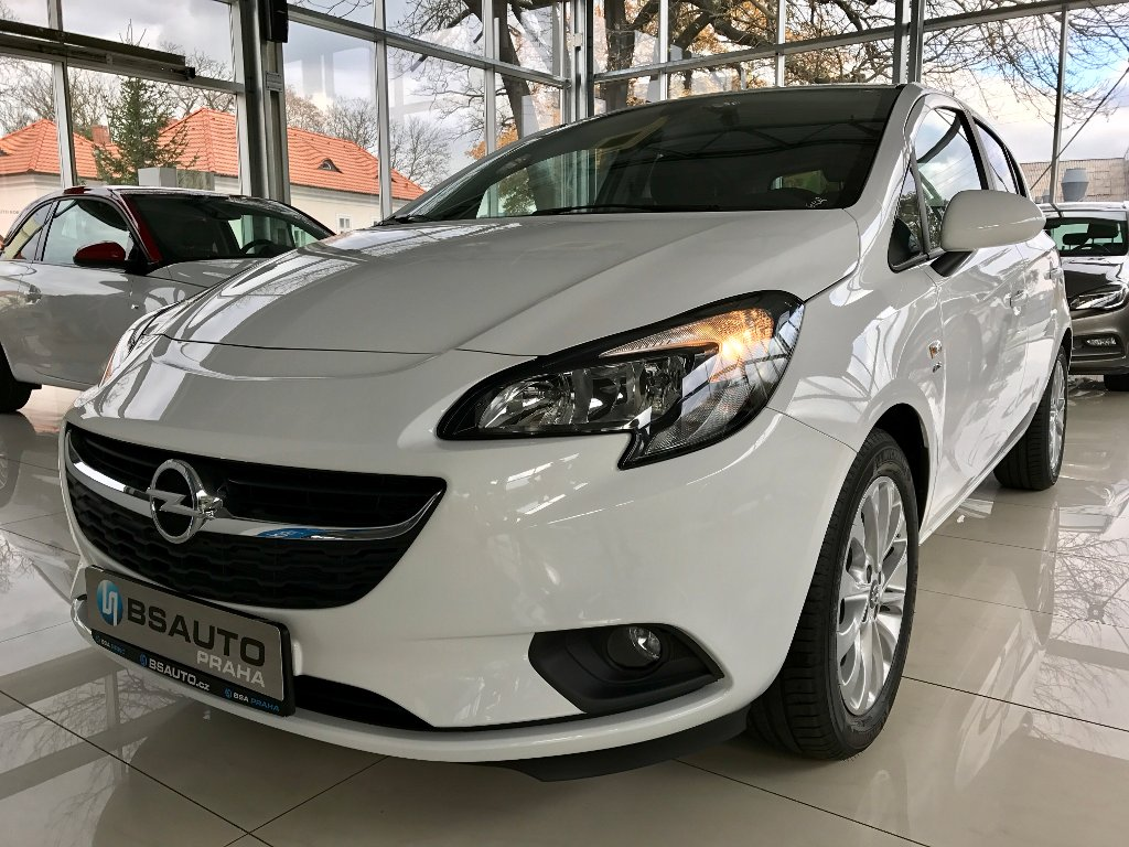 Opel Corsa Smile 1,4 Turbo MT6 +ZP zdarma