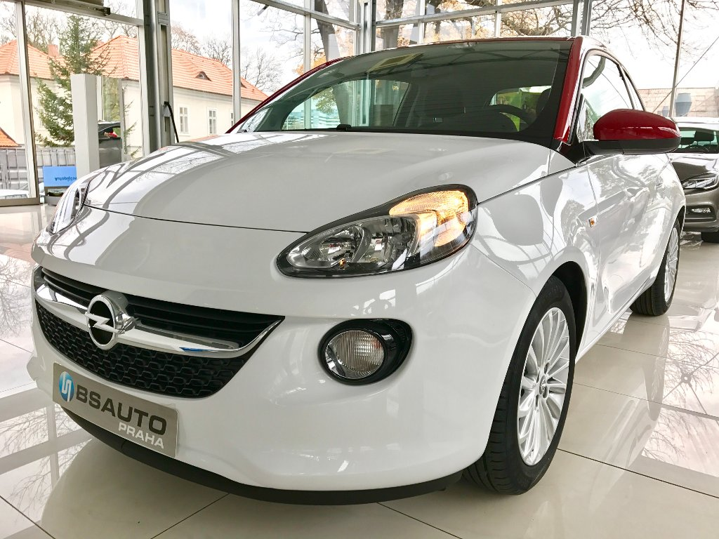 Opel Adam Unlimited 1,2 16V + ZP zdarma