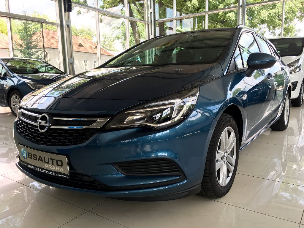 Opel Astra Innovation 1,6 CDTi 100kW/136k