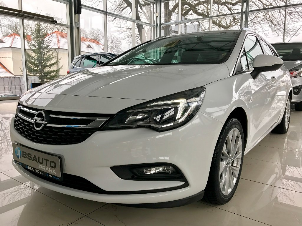 Opel Astra ST Innovation 1,6CDTi + ZP