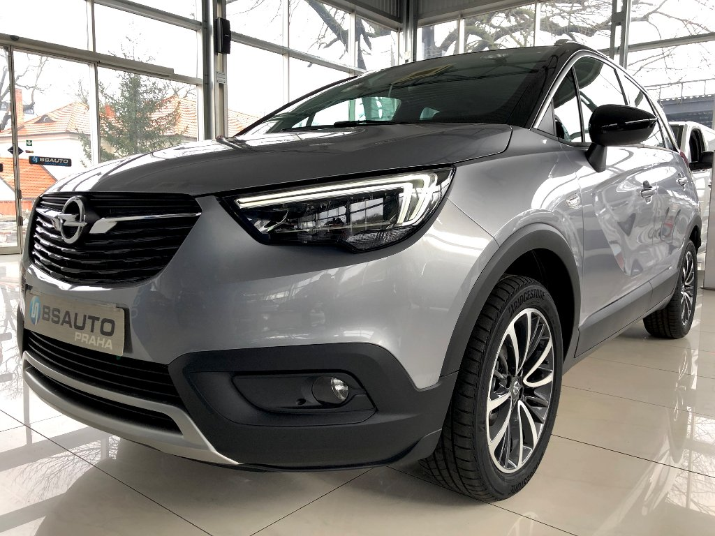 Opel Crossland X Innovation 1,2 Turbo+ZP zdarma