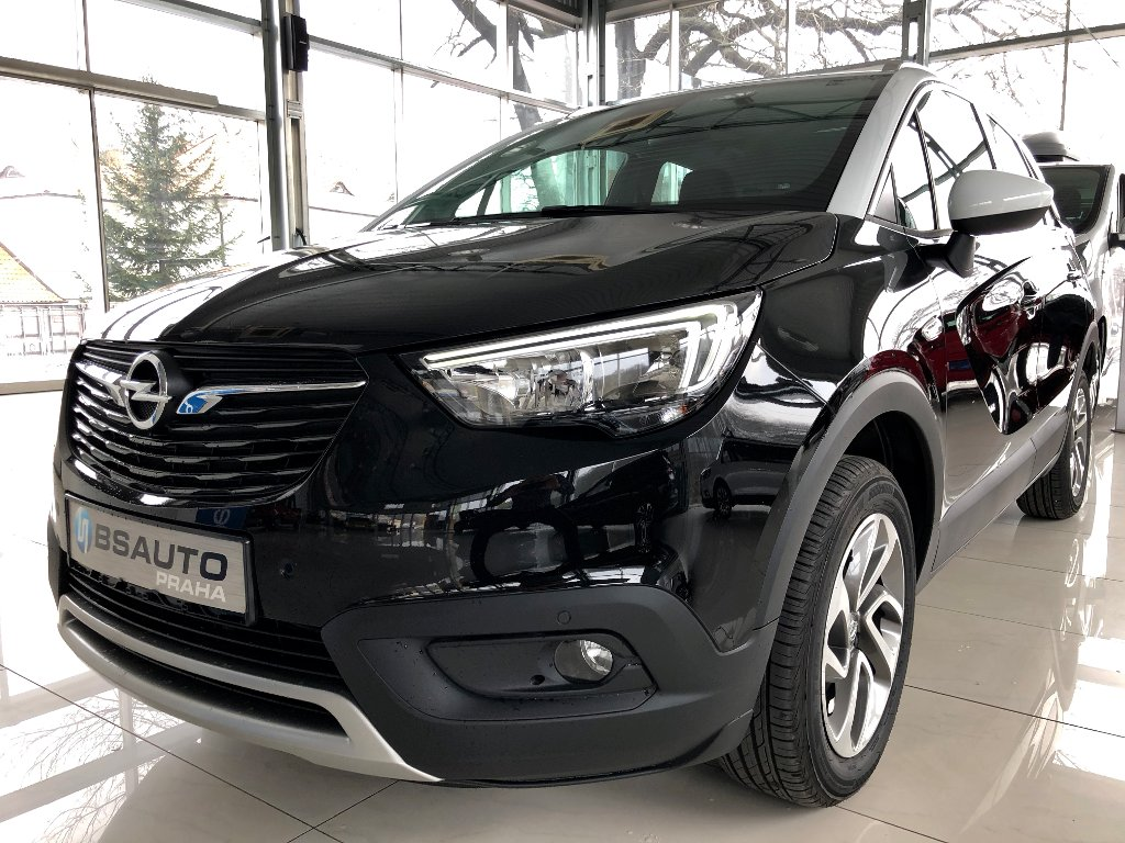 Opel Crossland X Innovation 1,2 Turbo 81kW MT5
