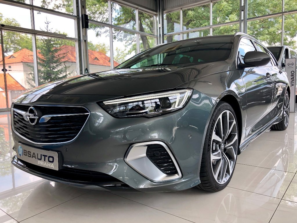 Opel Insignia ST GSi 2,0 Turbo 4x4 AT8 + ZP