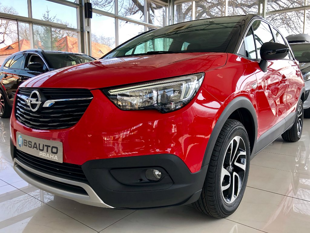 Opel Crossland X Innovation 1,6CDTi + ZP zdarma