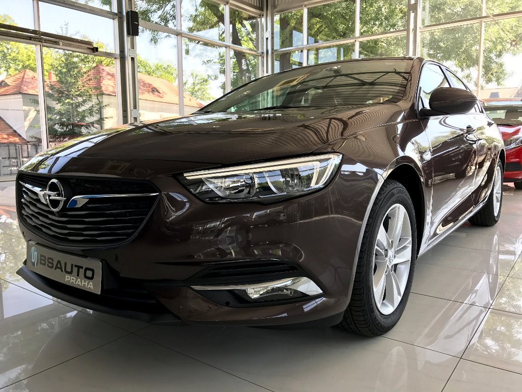 Opel Insignia GS Edition 1.5 Turbo+ZP zdarma