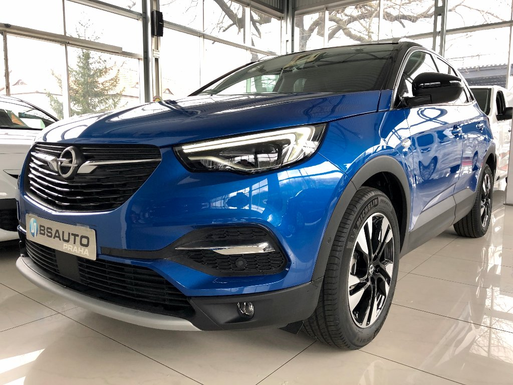 Opel Grandland X Ultimate 1,6Turbo Automat + ZP