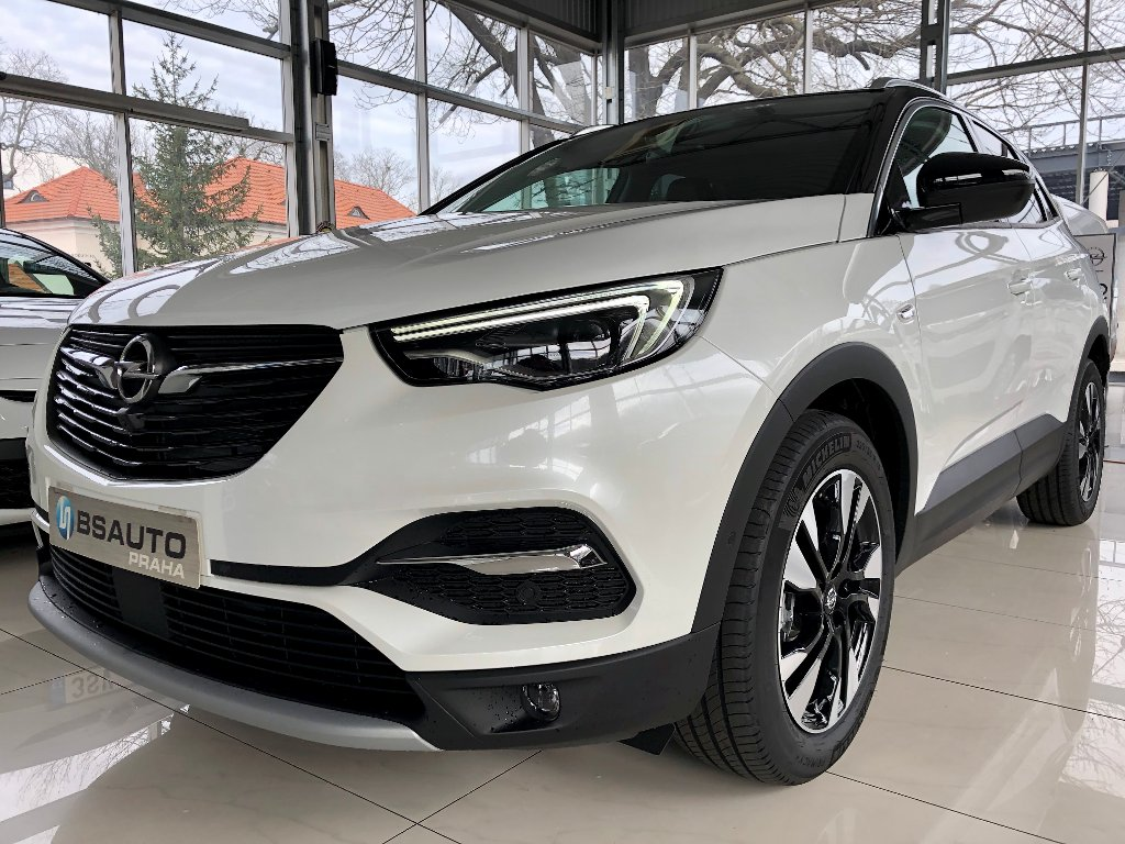 Opel Grandland X Ultimate 1,6 Turbo AT8 + ZP
