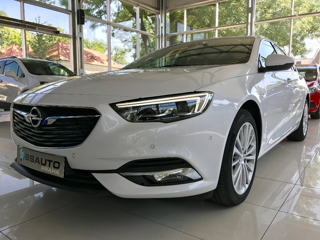 Opel Insignia GS Innovation 2,0CDTi 125kW MT