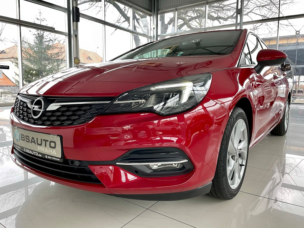 Opel Astra GS Line 1,4 Turbo AUTOMAT + ZP