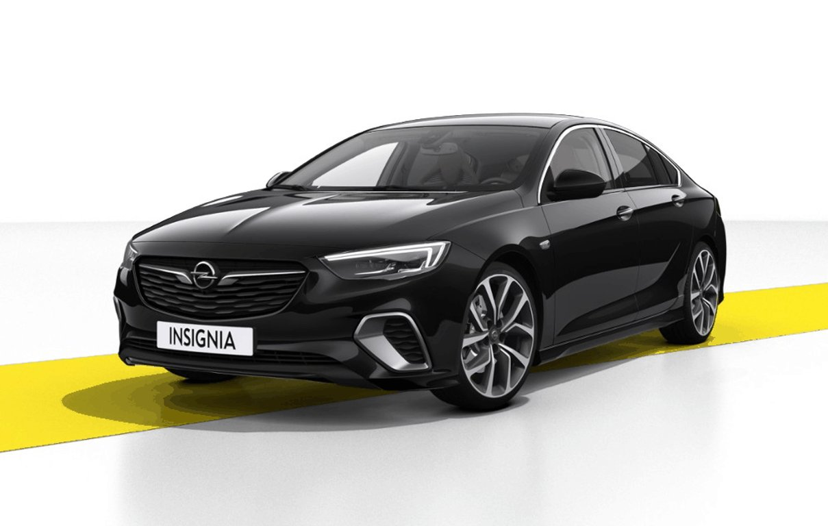 Opel Insignia GSi 2,0Turbo AT8 4x4+ZP zdarma