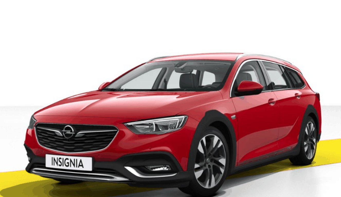 Opel Insignia Country Tourer BiTurbo AT8 4x4