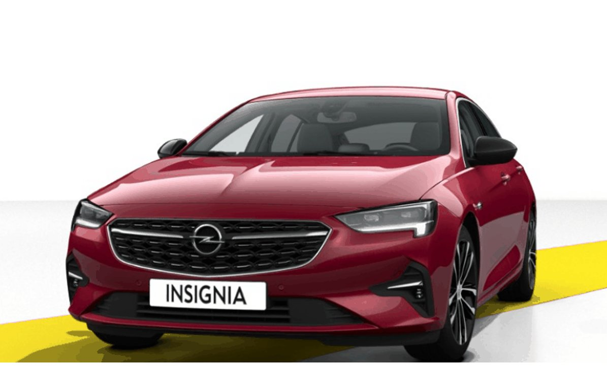 Opel Insignia GS Ultimate 2,0Turbo AT9 + ZP