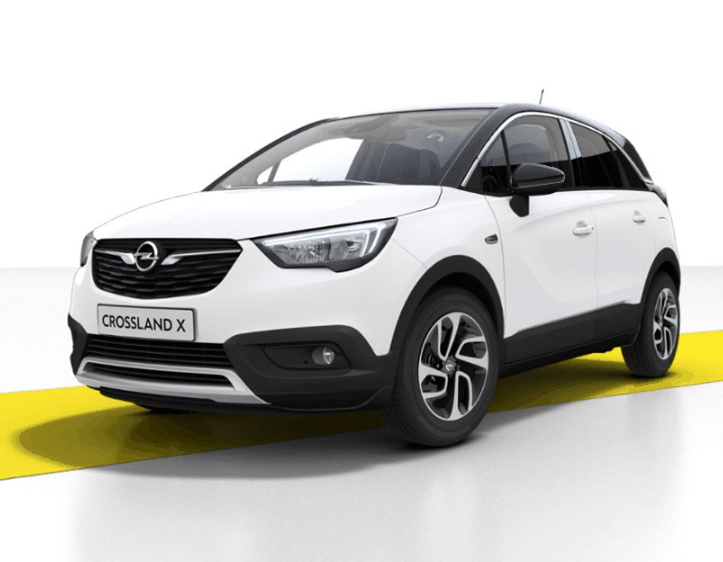 opel crossland x innovation 1 2 turbo zp zdarma bsauto. Black Bedroom Furniture Sets. Home Design Ideas